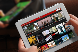 Is the Netflix Business Model Changing