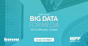 MPP Global attends Big Data for Media Week