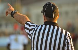 Referee / umpire