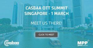 MPP Global CASBAA OTT Exec Summit