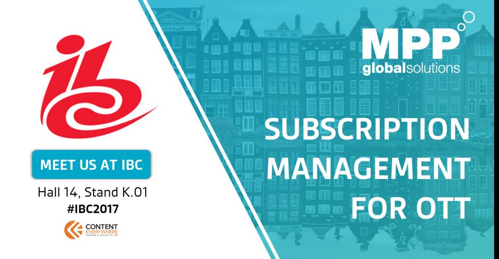 Subscription management for OTT