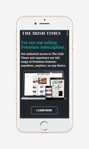 The Irish Times iPhone 7