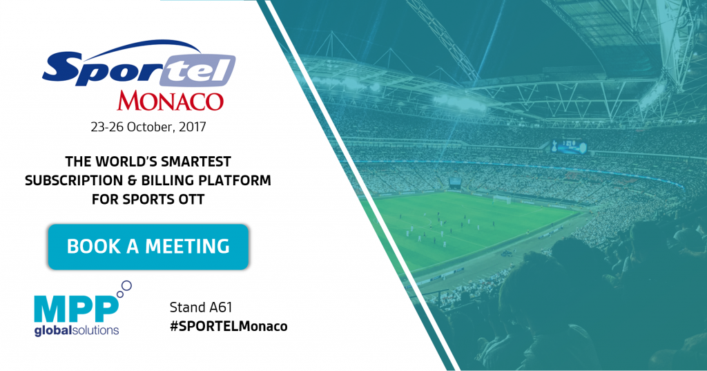 MPP Global exhibiting at Sportel 2017 image