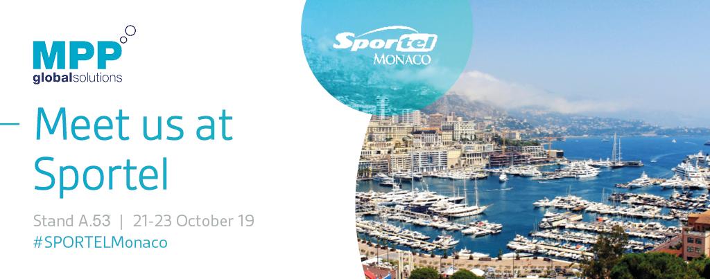 Visit MPP Global at Sportel Monaco 2019