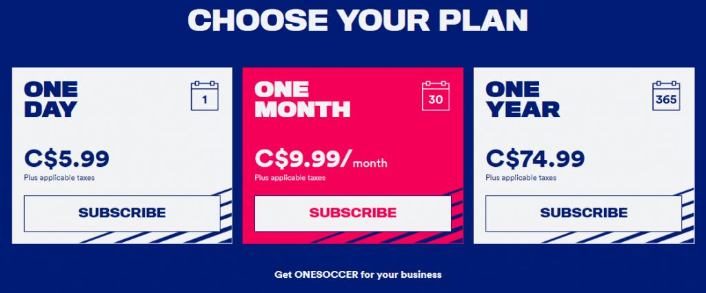One Soccer